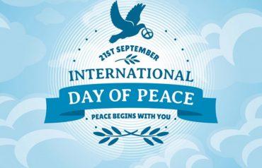Idioms và cụm từ siêu hay về chủ đề Peace